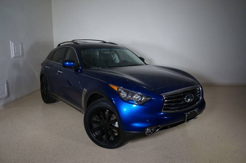 2012 Infiniti Fx35 Awd Limited Edition 4dr Suv In Grand Prarie Tx