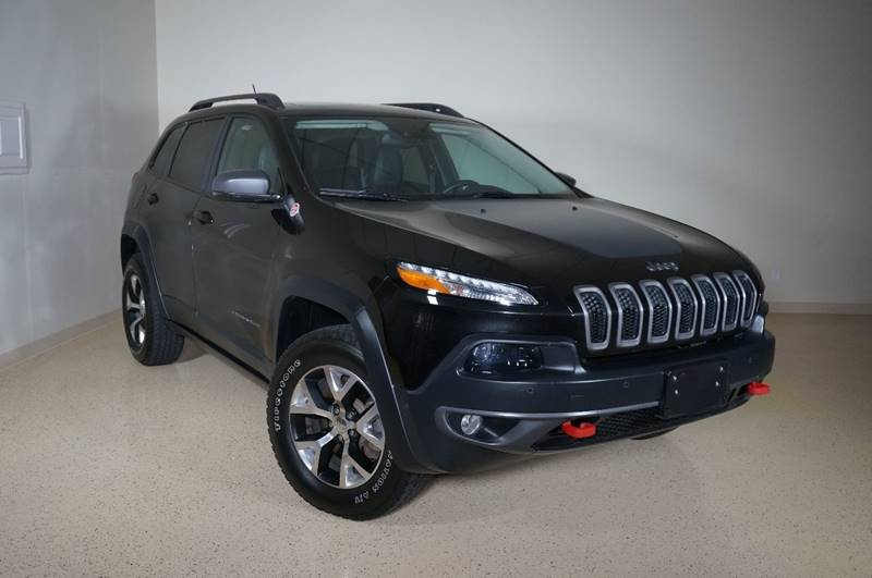 2014 Jeep Cherokee for sale at TopGear Motorcars in Grand Prarie TX