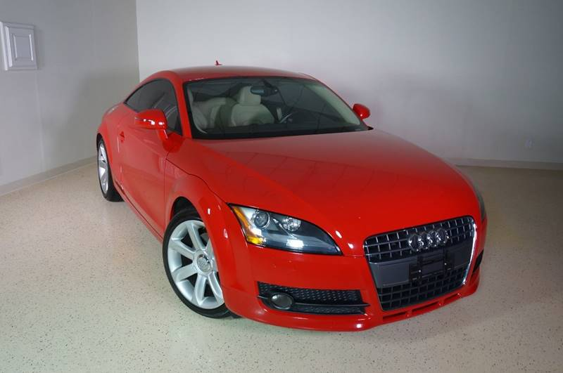 2008 Audi TT for sale at TopGear Motorcars in Grand Prairie TX