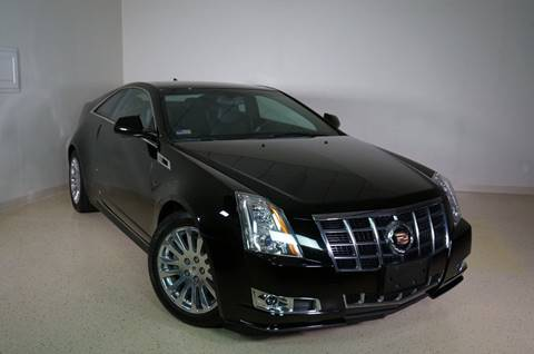 2012 Cadillac CTS for sale at TopGear Motorcars in Grand Prarie TX