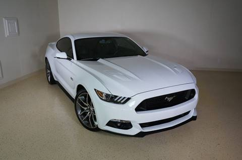 2016 Ford Mustang for sale at TopGear Motorcars in Grand Prarie TX
