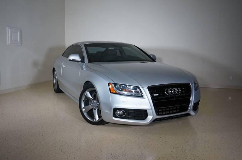 2008 Audi A5 for sale at TopGear Motorcars in Grand Prairie TX