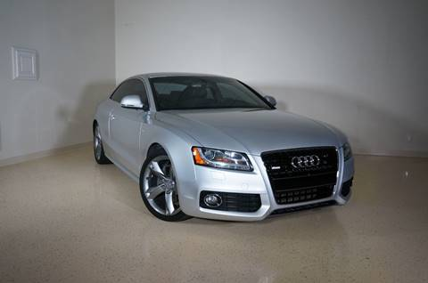 2008 Audi A5 for sale at TopGear Motorcars in Grand Prarie TX