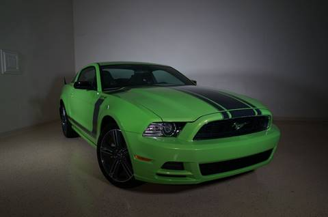2013 Ford Mustang for sale at TopGear Motorcars in Grand Prarie TX
