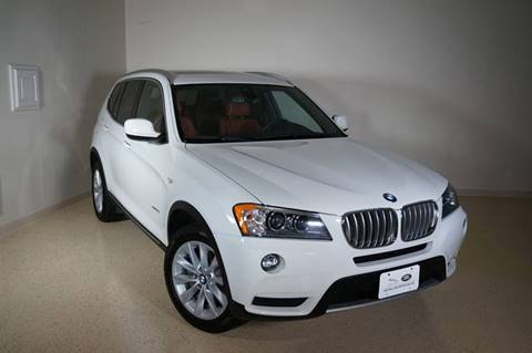 2013 BMW X3 for sale at TopGear Motorcars in Grand Prarie TX