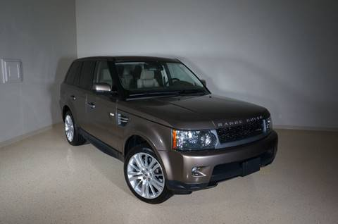 2011 Land Rover Range Rover Sport for sale at TopGear Motorcars in Grand Prarie TX
