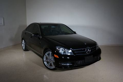 2014 Mercedes-Benz C-Class for sale at TopGear Motorcars in Grand Prarie TX
