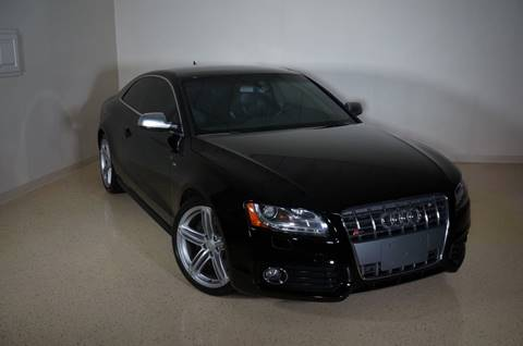 2011 Audi S5 for sale at TopGear Motorcars in Grand Prairie TX