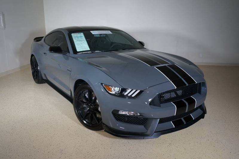 2018 Ford Mustang for sale at TopGear Motorcars in Grand Prairie TX