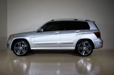 2013 Mercedes-Benz Glk GLK 350 4dr SUV In Grand Prarie TX - TopGear