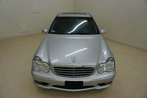 2006 Mercedes-Benz C-Class for sale at TopGear Motorcars in Grand Prarie TX