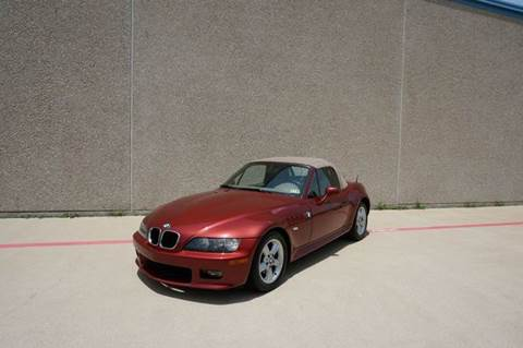 2000 BMW Z3 for sale at TopGear Motorcars in Grand Prarie TX