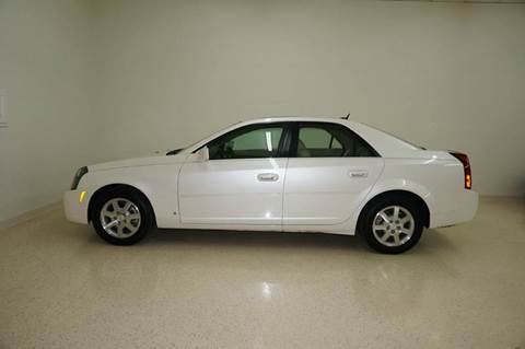 2006 Cadillac CTS for sale at TopGear Motorcars in Grand Prairie TX