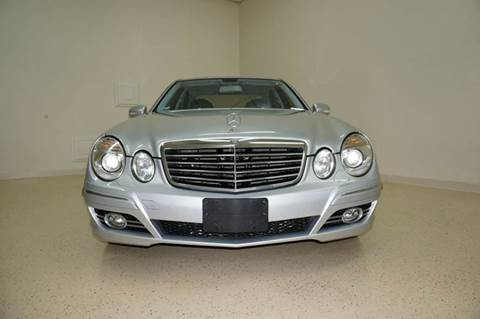 2008 Mercedes-Benz E-Class for sale at TopGear Motorcars in Grand Prarie TX