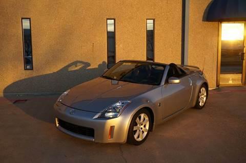 2005 Nissan 350Z for sale at TopGear Motorcars in Grand Prairie TX