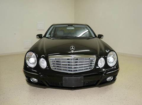 2007 Mercedes-Benz E-Class for sale at TopGear Motorcars in Grand Prarie TX