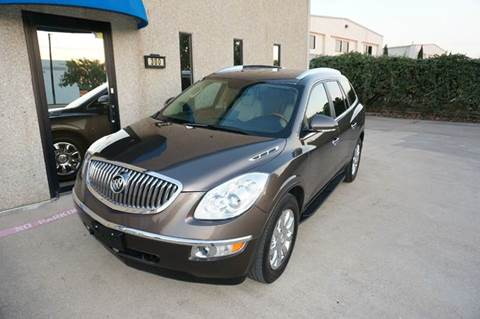 2012 Buick Enclave for sale at TopGear Motorcars in Grand Prarie TX