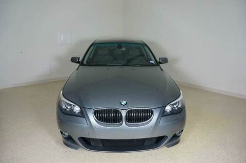 2008 BMW 5 Series for sale at TopGear Motorcars in Grand Prarie TX