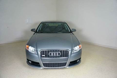 2008 Audi A4 for sale at TopGear Motorcars in Grand Prarie TX