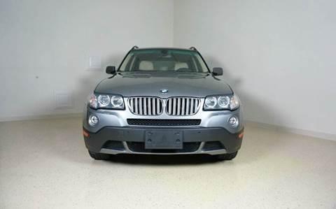 2009 BMW X3 for sale at TopGear Motorcars in Grand Prairie TX