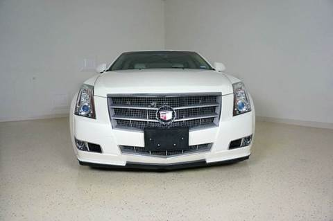 2010 Cadillac CTS for sale at TopGear Motorcars in Grand Prairie TX