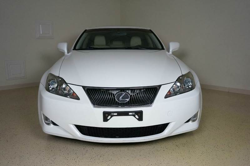 2008 Lexus IS 350 for sale at TopGear Motorcars in Grand Prarie TX
