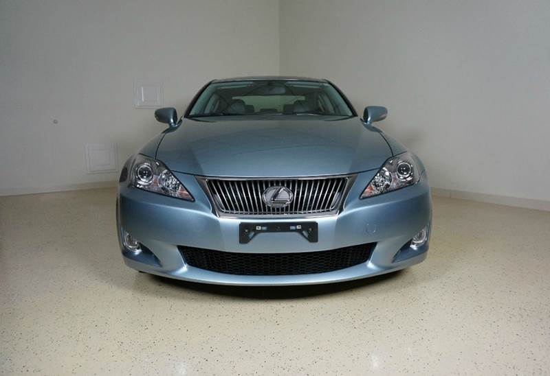 2010 Lexus IS 250 for sale at TopGear Motorcars in Grand Prarie TX