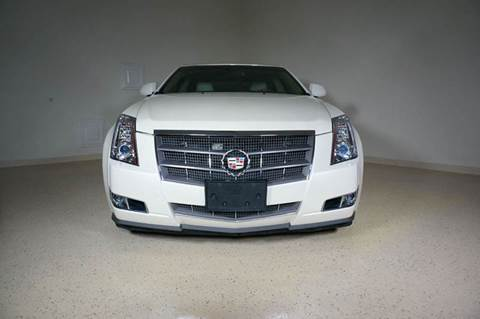 2009 Cadillac CTS for sale at TopGear Motorcars in Grand Prairie TX