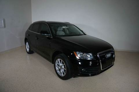 2009 Audi Q5 for sale at TopGear Motorcars in Grand Prarie TX