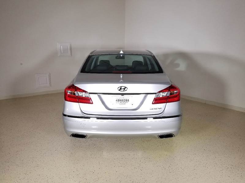 2012 Hyundai Genesis 3.8L V6 4dr Sedan - Grand Prarie TX