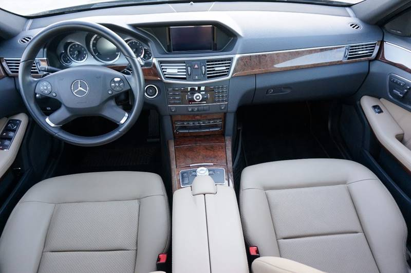 2010 Mercedes-Benz E-Class E 350 Luxury 4dr Sedan - Grand Prarie TX
