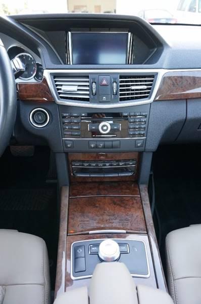 2010 Mercedes-Benz E-Class E 350 Luxury 4dr Sedan - Grand Prarie TX