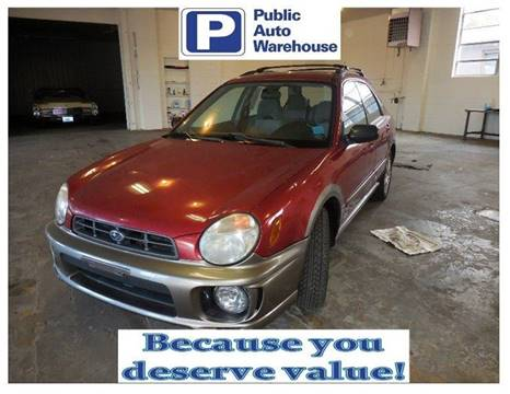 2003 Subaru Impreza for sale in Pekin, IL