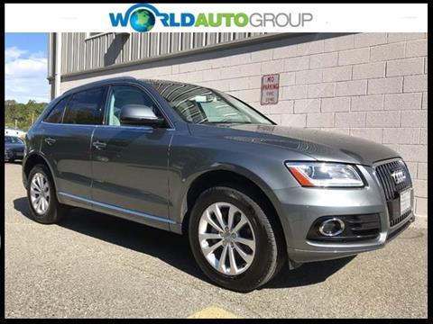 2017 Audi Q5 for sale in Bridgewater, NJ
