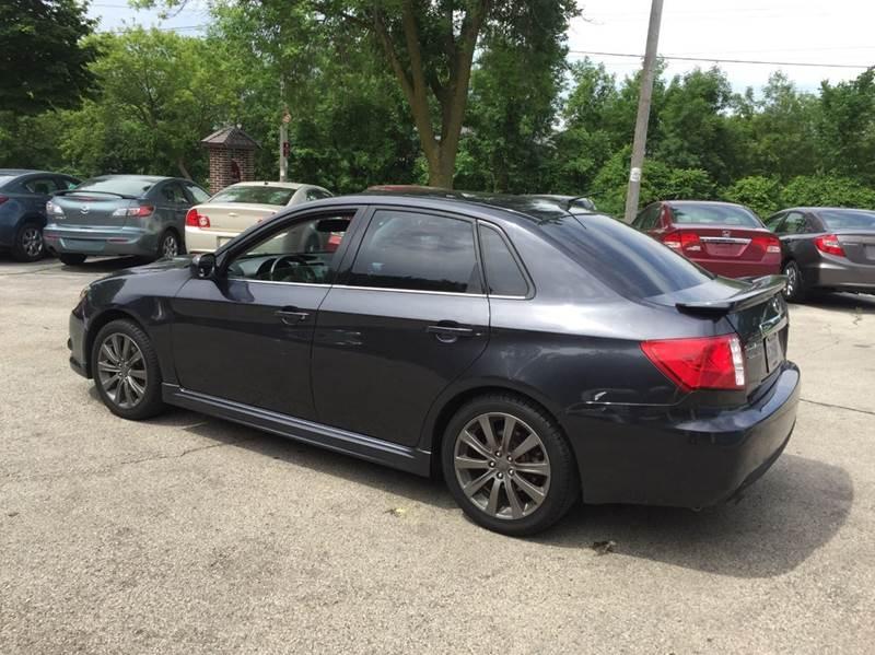 2010 Subaru Impreza AWD WRX 4dr Sedan - Saint Francis WI