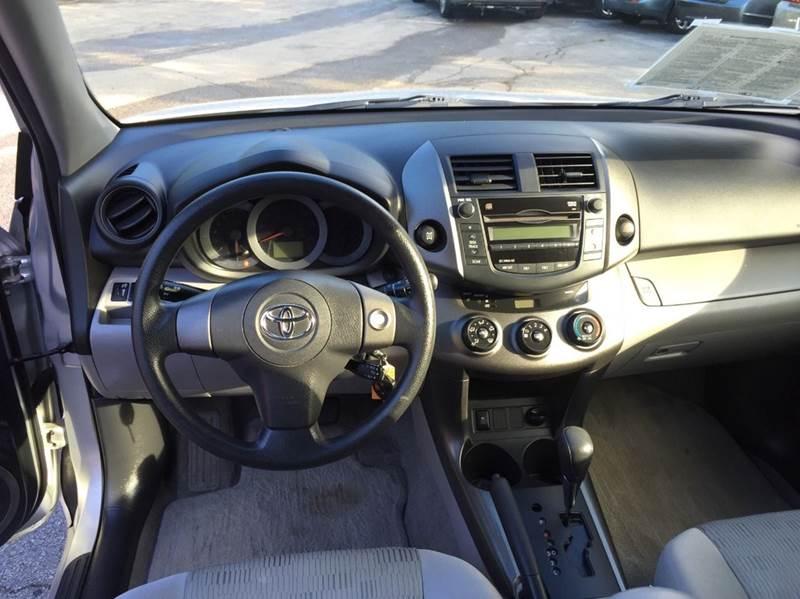 2010 Toyota RAV4 4x4 4dr SUV - Saint Francis WI