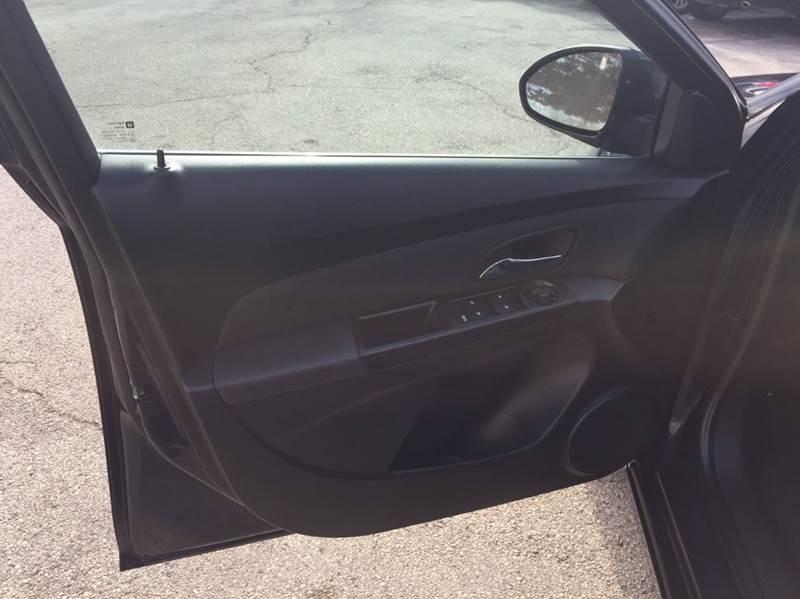 2014 Chevrolet Cruze 1LT Auto 4dr Sedan w/1SD - Saint Francis WI