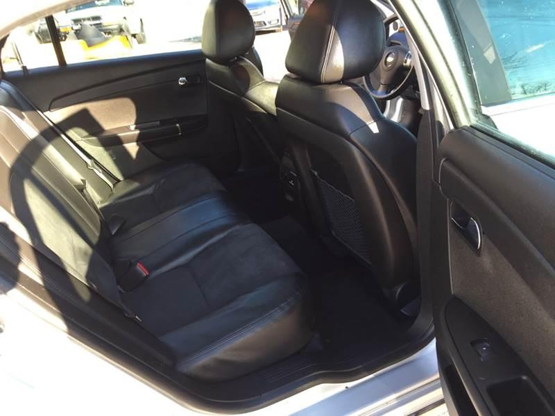 2012 Chevrolet Malibu LT 4dr Sedan w/2LT - Saint Francis WI
