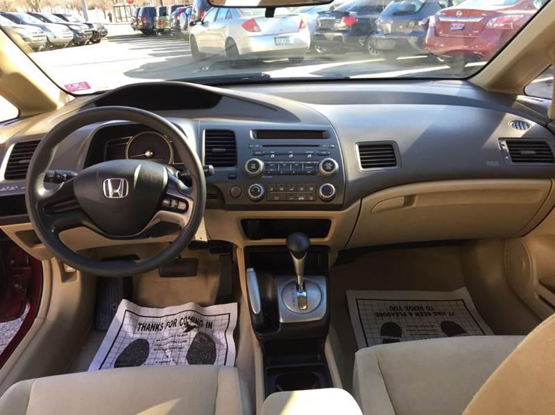 2007 Honda Civic LX 4dr Sedan (1.8L I4 5A) - Saint Francis WI