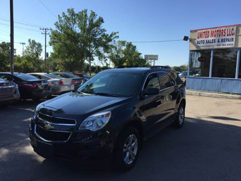 2013 Chevrolet Equinox for sale in Saint Francis, WI