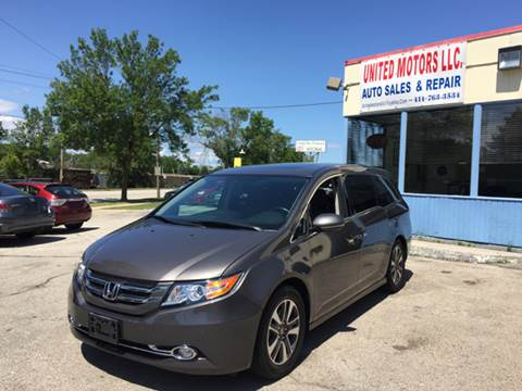2014 Honda Odyssey for sale in Saint Francis, WI