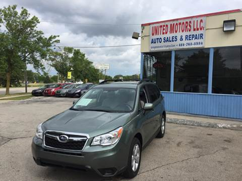 2015 Subaru Forester for sale in Saint Francis, WI