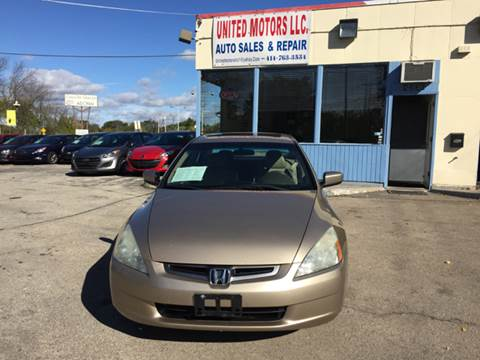 2005 Honda Accord for sale in Saint Francis, WI