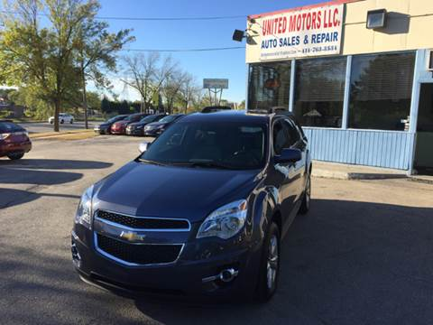 2014 Chevrolet Equinox for sale in Saint Francis, WI