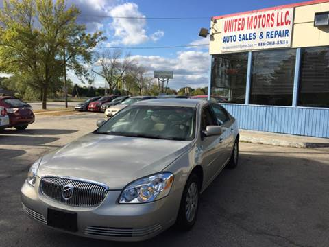 2007 Buick Lucerne for sale in Saint Francis, WI