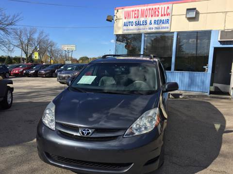 2009 Toyota Sienna for sale in Saint Francis, WI