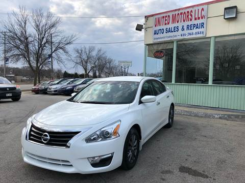 2015 Nissan Altima for sale in Saint Francis, WI