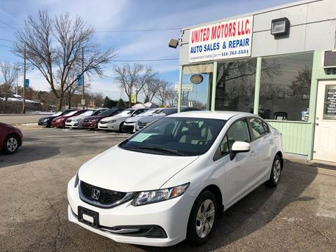 2014 Honda Civic for sale in Saint Francis, WI