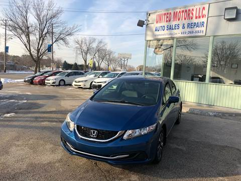 2015 Honda Civic for sale in Saint Francis, WI