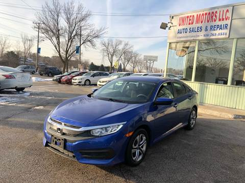2017 Honda Civic for sale in Saint Francis, WI